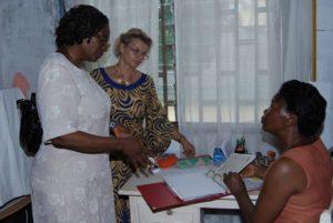 Büro in Kamerun