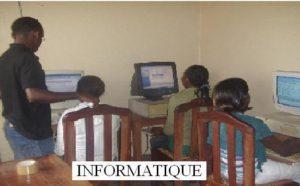 Unterricht am Computer
